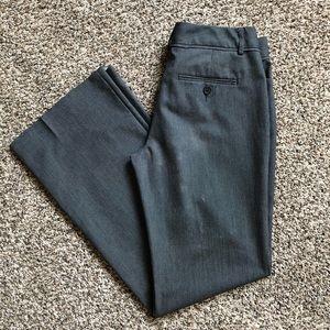 50%off2+ Express Editor Dress Pants Dark Grey